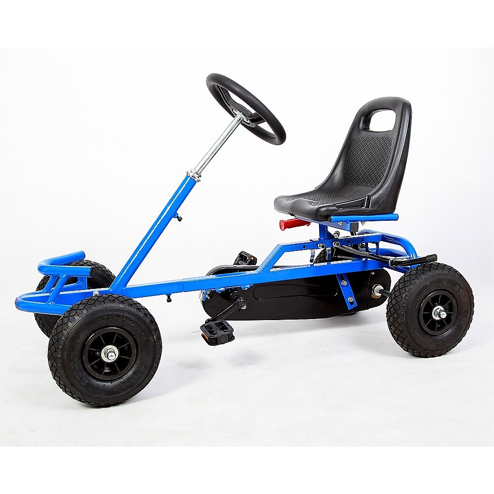 Big Kids Ride On Toy Pedal Bike Go Kart Car Racing Buggy