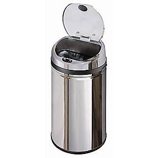 BRIENZ 30L Automatic Sensor Trash Bin -S/Steel