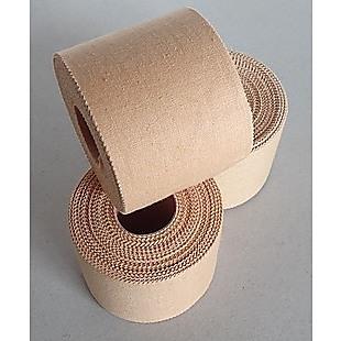 Premium Rigid Sports Strapping Tape - 3 Rolls of 50mm X 13.7M