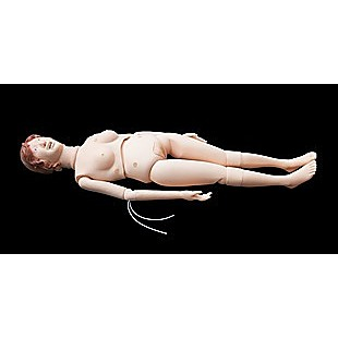 Anatomical Human Patient Care Manikin Model Nursing Training