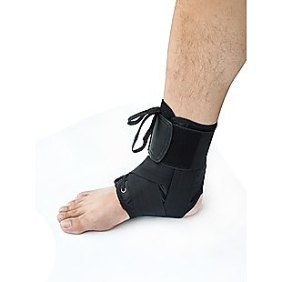 Ankle Brace Stabilizer - Ankle sprain & instability - LARGE