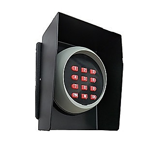 Wireless Keypad Entry For Swing And Sliding Gate with Metal Casing