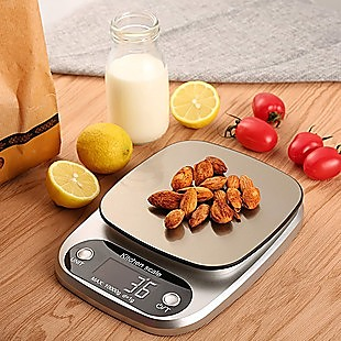 Kitchen Scale Digital Postal LCD Electronic Weight Scales Food Shop 10kg/1g