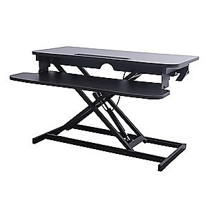 Height Adjustable Standing Desk Riser Sit Stand Desktop Office Computer