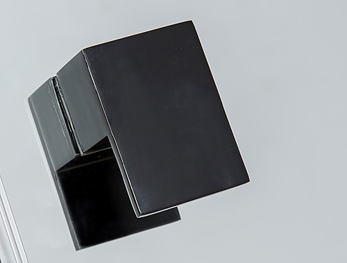 Adjustable Semi Frameless Shower Screen 98 106 X 195cm