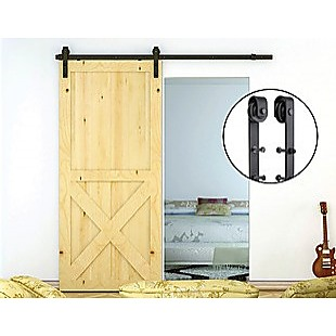 1.8m Sliding Barn Door Hardware