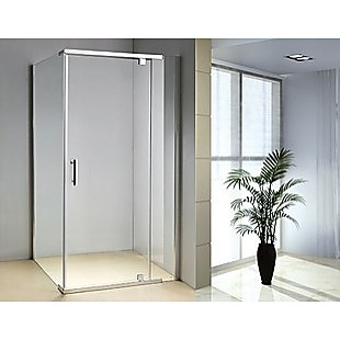 Shower Screen 1200x700x1900mm Framed Safety Glass Pivot Door By Della Francesca