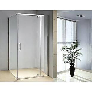 Shower Screen 1200x900x1900mm Framed Safety Glass Pivot Door By Della Francesca