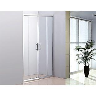 1200mm Sliding Door Safety Glass Shower Screen By Della Francesca