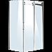 Shower Screen 1200x900x1950mm Frameless Glass Sliding Door By Della Francesca