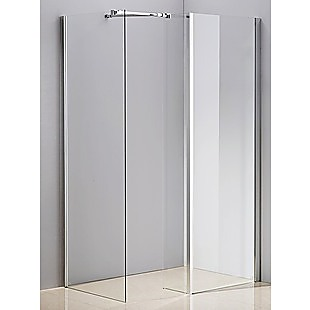 1200x800mm Walk in Shower Enclosure Safety Glass Shower By Della Francesca
