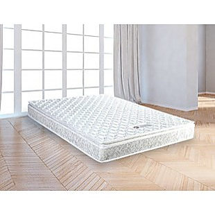 Palermo Queen Luxury Latex Pillow Top Topper Spring Mattress