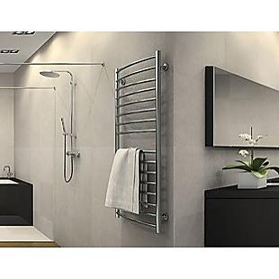 Electric Heated Bathroom Towel Rack / Rails -200w