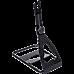 Bicycle Floor Stand Bike Display Rack Storage Holder Repair Powder Coated Steel