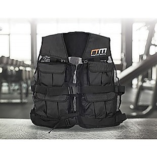 20LBS Weighted Weight Gym Exercise Training Sport Vest