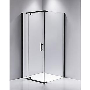 Shower Screen 900x700x1900mm Framed Safety Glass Pivot Door By Della Francesca