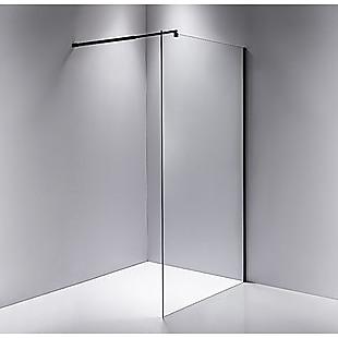 1000 x 2100mm Frameless 10mm Safety Glass Shower Screen