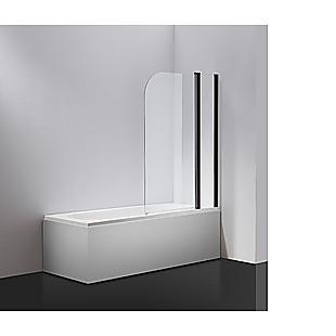 180° Pivot Door 6mm Safety Glass Bath Shower Screen 1000x1400mm By Della Francesca