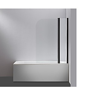 180° Pivot Door 6mm Safety Glass Bath Shower Screen 1200x1400mm By Della Francesca