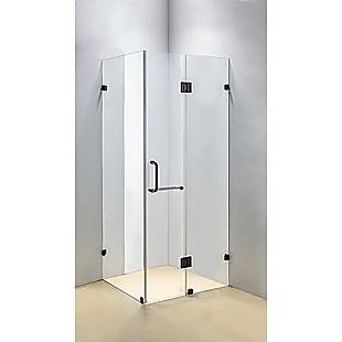 1200 x 700mm Frameless 10mm Glass Shower Screen By Della Francesca