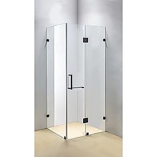 1200 x 800mm Frameless 10mm Glass Shower Screen By Della Francesca