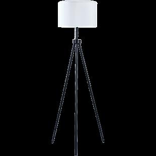 Mid-Century Floor Lamp Modern Tripod Decor Living Room Standing
