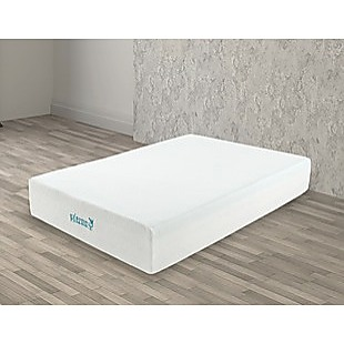Palermo Double Mattress 30cm Memory Foam Green Tea Infused CertiPUR Approved