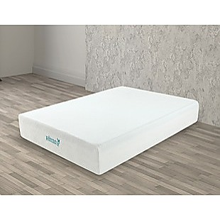 Palermo Queen Mattress 30cm Memory Foam Green Tea Infused CertiPUR Approved