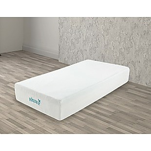 Palermo King Single Mattress 30cm Memory Foam Green Tea Infused CertiPUR Approved