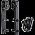 1.8m Sliding Barn Door Hardware Heavy Duty Sturdy Kit