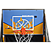 Kids Basketball Hoop Arcade Game