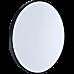 60cm Round Wall Mirror Bathroom Makeup Mirror by Della Francesca