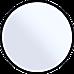80cm Round Wall Mirror Bathroom Makeup Mirror by Della Francesca