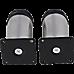 Stainless Steel Kitchen Adjustable Feet Round Furniture Leg Pack of 4
