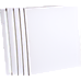 5 pack of 50x60cm Artist Blank Stretched Canvas Canvases Art Large White Range Oil Acrylic Wood