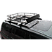 Universal Roof Rack Basket - Car Luggage Carrier Steel Cage Vehicle Cargo