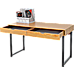Wood Computer Desk PC Laptop Table Gaming Desk Home Office Study Furniture