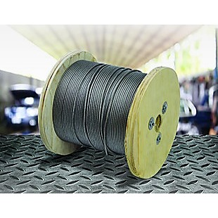 Marine Stainless Steel Wire G316 Wire Balustrade Cable Rope 3.2mm 7x7 Decking