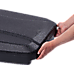 60x80cm Outdoor Umbrella Stand Base Sand/ Water Pod Round Portable Grip