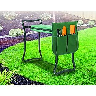 Garden Seat Folding Kneeler Bench Kneeling Soft Eva Pad