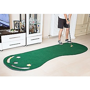 Golf Putting Green Par Three 95cm x 275cm