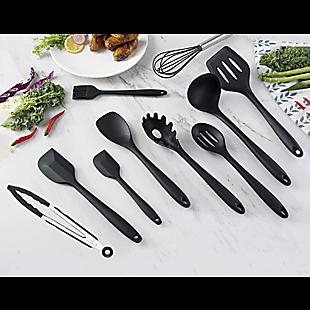 11pcs Kitchen Utensil Set Silicone Heat-Resistant Non-Stick Kitchen Utensils kit