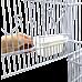 95cm Bird Cage Canary Parakeet Cockatiel LoveBird Finch Bird Cage