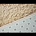 200x140cm Floor Rugs Large Shaggy Rug Area Carpet Bedroom Living Room Mat - Beige