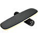 Balance Board Trainer with Adjustable Stopper Wobble Roller