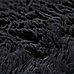 230x200cm Floor Rugs Large Shaggy Rug Area Carpet Bedroom Living Room Mat - Black