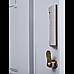 4-Door Vertical Locker for Office Gym Shed School Home Storage