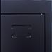 6-Door Locker for Office Gym Shed School Home Storage