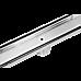 900mm Tile Insert Bathroom Shower Stainless Steel Grate Drain w/Centre outlet Floor Waste