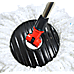 Spin Rotating Mop and Bucket Set with Wheels and 4 Microfibre Mop Heads